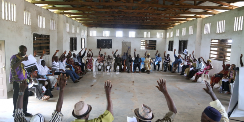 Validation and Acceptance of the People's Planning Process in Kailahun District, Sierra Leone – Sept. 2017