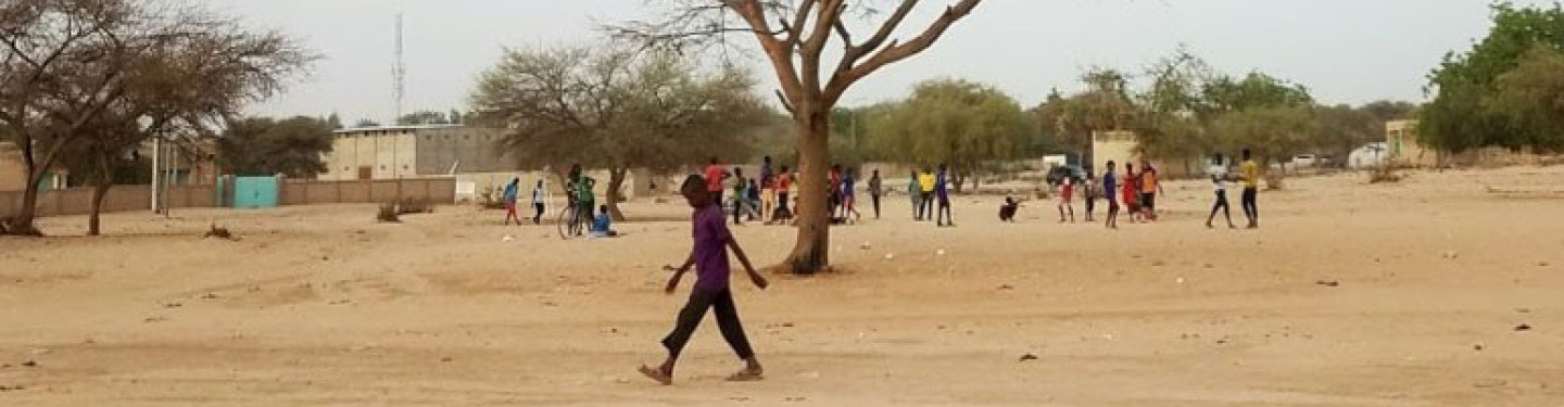 Young People Preventing Violent Extremism in the Lake Chad Basin