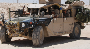 Danish military in Afghanistan (April 2013); photo credit: Creative Commons