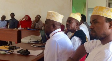 Comoros - Coalesce Civil Society Coalition for Greater Coordination
