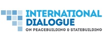 Logo of International Dialogue on Peacebuilding and Statebuilding